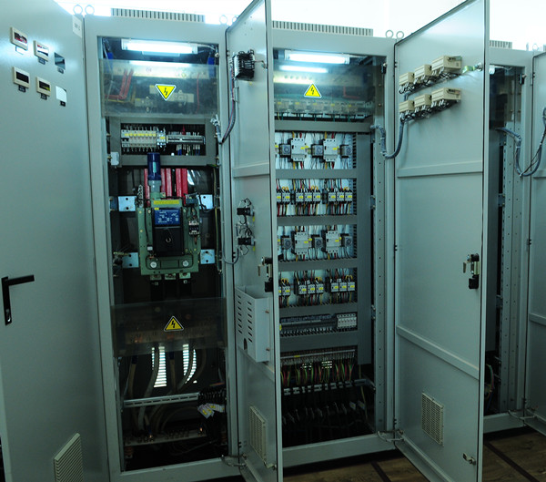 PDG Control Cabinet